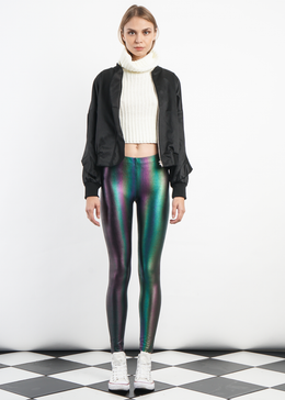 Oil Slick Leggings