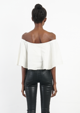 Peta Off-Shoulder Top **Pre-Order, Ships 12/15** View 2