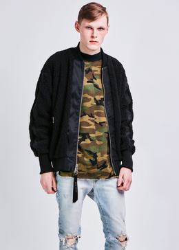 Hero Bomber Sherpa Two in Black