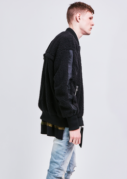 Hero Bomber Sherpa Two in Black View 2
