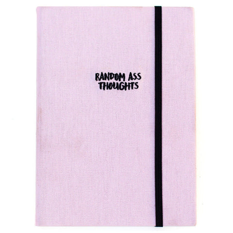Random Thoughts Notebook