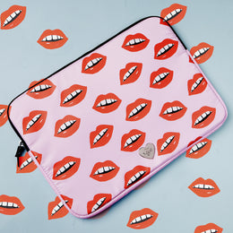 "Ooh La La 13"" Laptop Sleeve View 2"