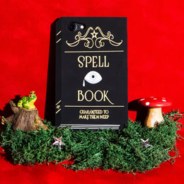 Spell Book 3D iPhone 6/6S Case View 2