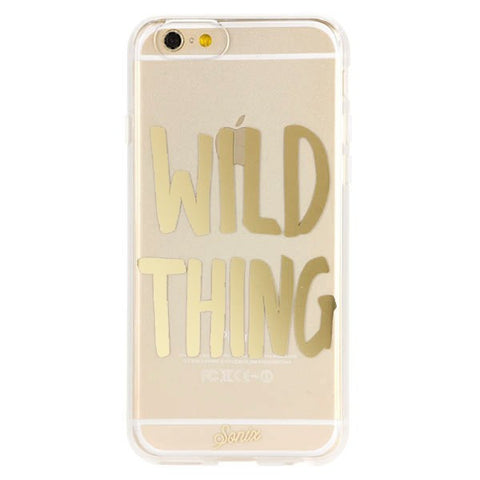 Wild Thing iPhone 6/6+ Case