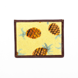 Yellow Pineapple Wallet