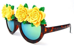 Yellow Rose of Texas Sunnies View 2