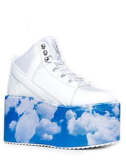 Qozmo Hi-Cloud Sneakers View 2