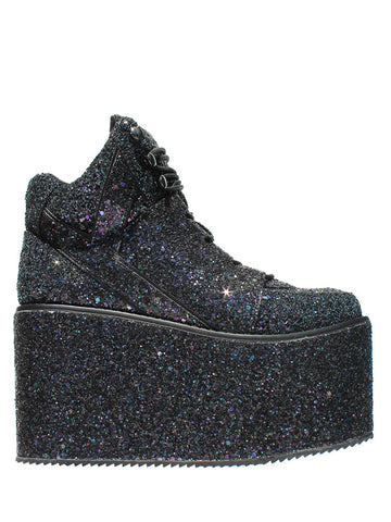 Qozmo Glitter Galactic Platforms