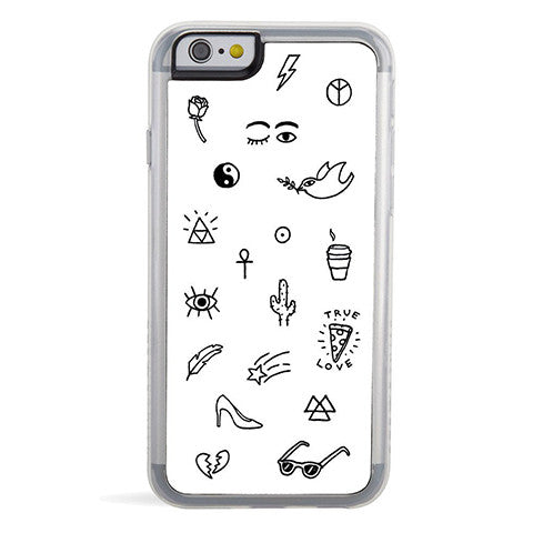 Inked iPhone 6/6S Case