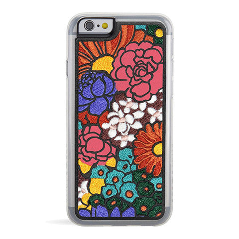Woodstock Embroidered iPhone 6/6S Case