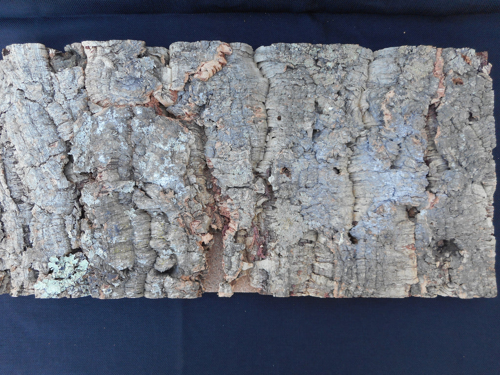tree bark cork wall tile
