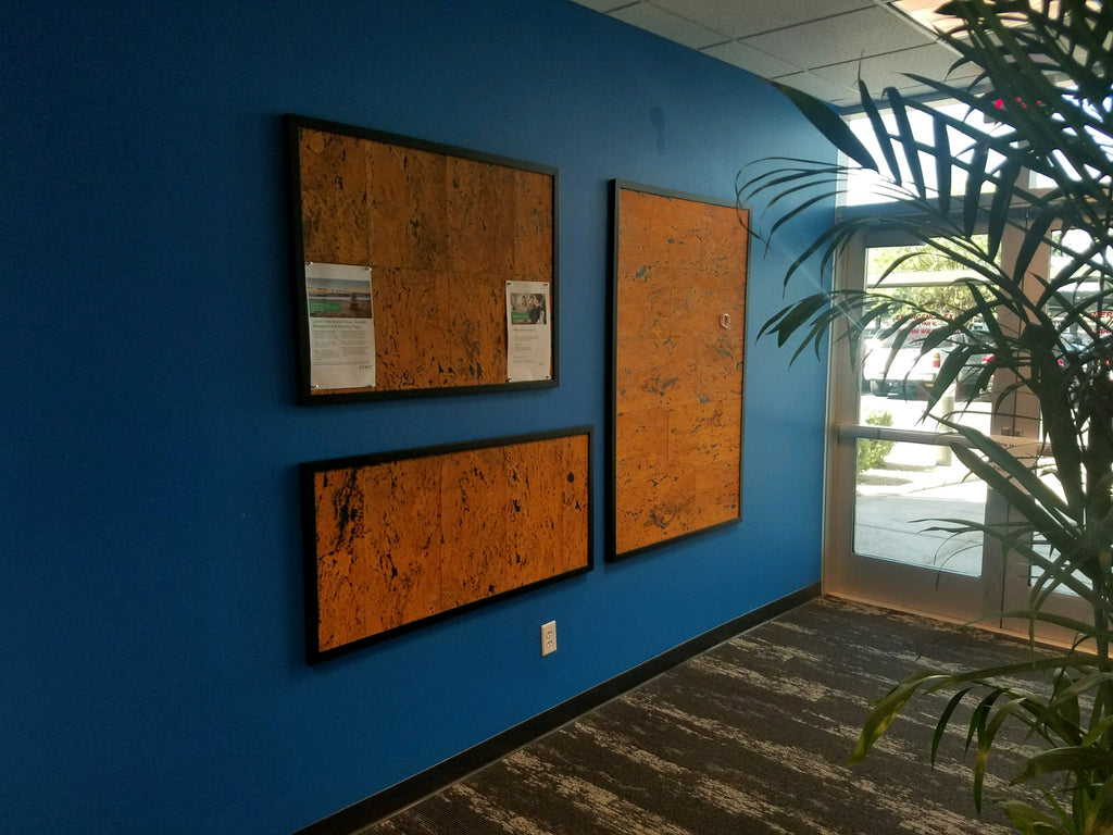 Cork Board Sheet | Cork Wall Panels | Pin Board Tiles