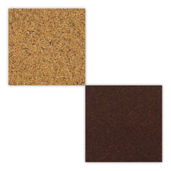 Parquet Cork Floor Tile Sample Set