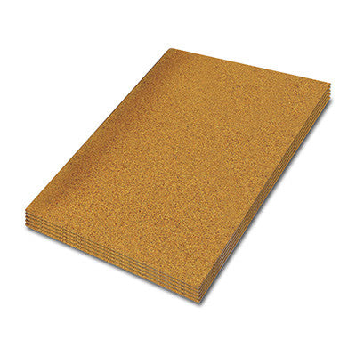 Cork Sheets 1/4 Inch (6mm) Thick - 300 sqft