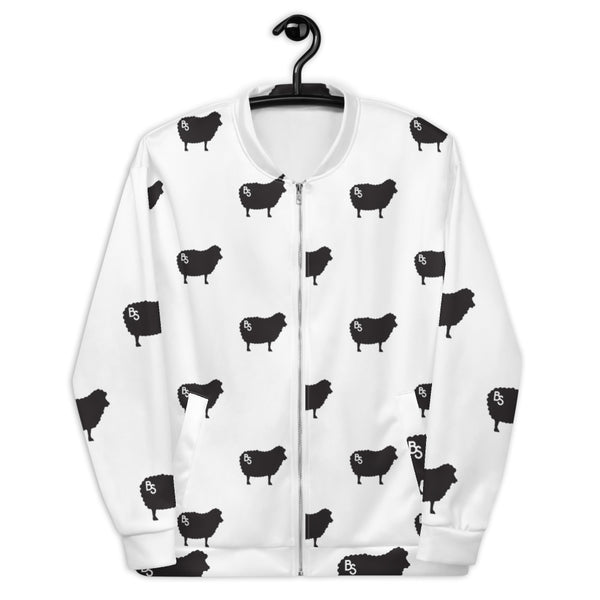 SHEEP SHEEP BOMBER JACKET