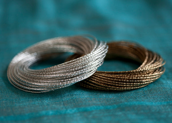 Intersection Bangles
