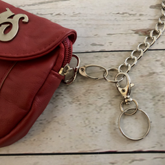 Key Ring + Hook
