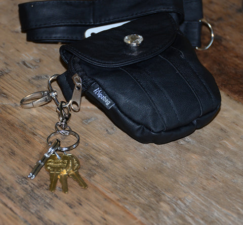 Key Ring - hook onto Hipzbag - 103