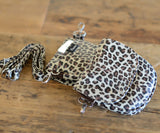 Bag for the Curvy Waist - Leopard