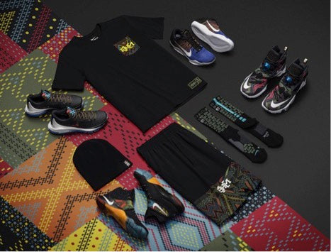 54b4ac6f6d26bd Nike is coming the hardest releasing a massive line has 28 different  reimagining s of popular designs in honor of Black History month.