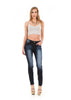 Siena High Rise Skinny Jeans
