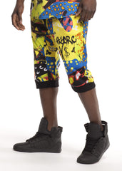 Pop Fun Jogger Shorts