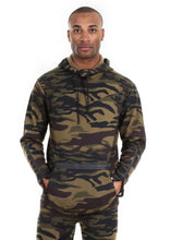 Load image into Gallery viewer, 87074PH Olive Camo, Men's Tech Fleece Pullover Hoodie