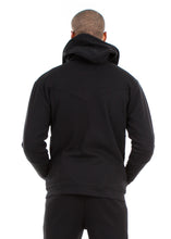Load image into Gallery viewer, 87074ZH Black, Men's Tech Fleece Zipup Hoodie