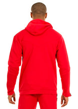 Load image into Gallery viewer, 87074ZH Red, Men's Tech Fleece Zipup Hoodie