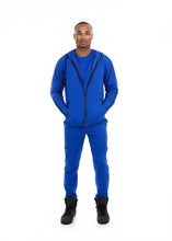 Load image into Gallery viewer, 87074ZH Royal, Men's Tech Fleece Zipup Hoodie