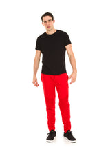 Load image into Gallery viewer, Skinny Moto French Terry Jogger