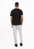 Skinny Moto French Terry Jogger