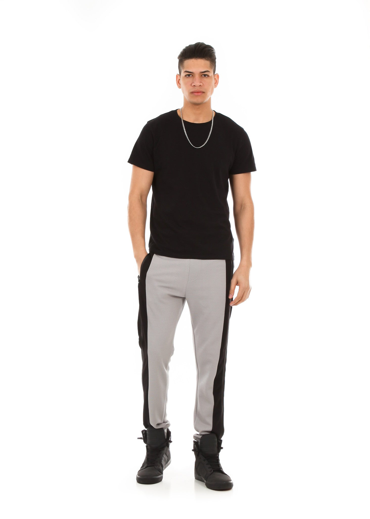 French Terry Waffle Joggers