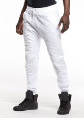 Men's Quilted Fleece Joggers