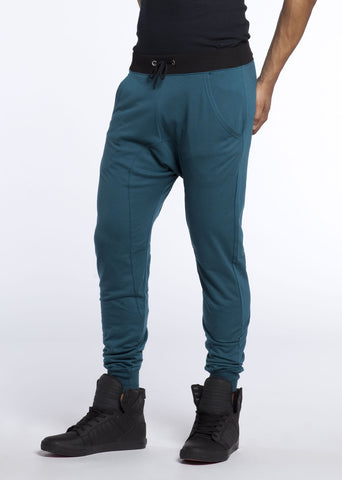 Ares Harem Jogger with Contrast Waistband