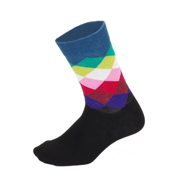 New Arrivals Colorful Cycling Socks Men Women Sport Running Wearproof Socks Breathable Bicycle High Quality Riding Hiking Socks - KOM Cycles