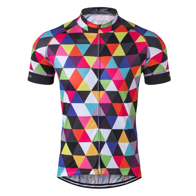 Weimostar Cycling Jersey Shirts Men Racing Sport Bicycle Cycling Clothing Summer MTB Bike Jersey Cycling Wear Clothes Ciclsimo - KOM Cycles