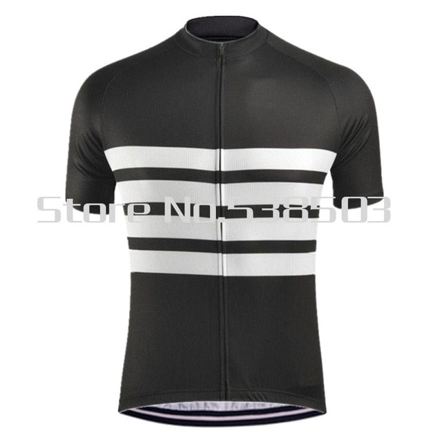 Tinkki Men's Cycling Jersey Breathable fabrics Short Sleeve Maillot Ciclismo Summer Road Bike Bicycle Shirts  3 color #XT-063 - KOM Cycles