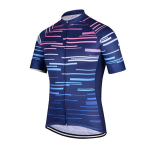 New arrival Top Quaility Short Sleeve Cycling Jersey Men's Bicycle Shirt Mtb Bike Clothes Ropa Maillot Ciclismo hombre #DX-001 - KOM Cycles