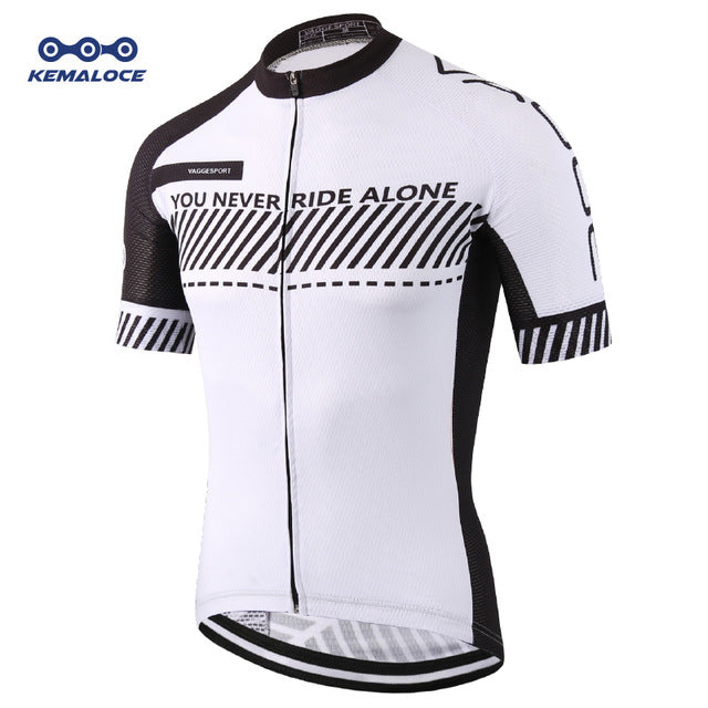 KEMALOCE 2019 Adult Sport Pro Team Cycling Jersey Road Original High Quality Bike Jersey Newest Hot Sale Discount Bicycle Shirts - KOM Cycles