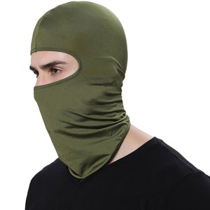 Hot Selling Motorcycle Face Mask Cycling Ski Neck Protecting Outdoor Balaclava Full Face Mask Ultra Thin Breathable Windproof - KOM Cycles