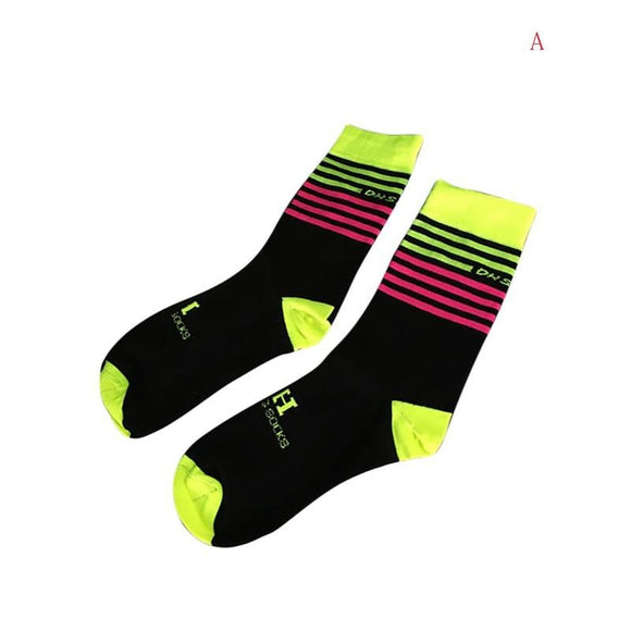 Professional Cycling Sport Protect Feet Breathable Wicking Socks Cycling Sock - KOM Cycles