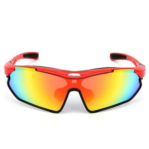 Polarized Cycling Glasses - KOM Cycles
