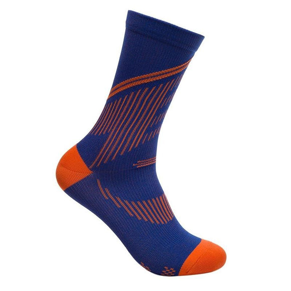1 Pair Men Women Riding Cycling Sports Socks Unisex Breathable Bicycle Footwear - KOM Cycles