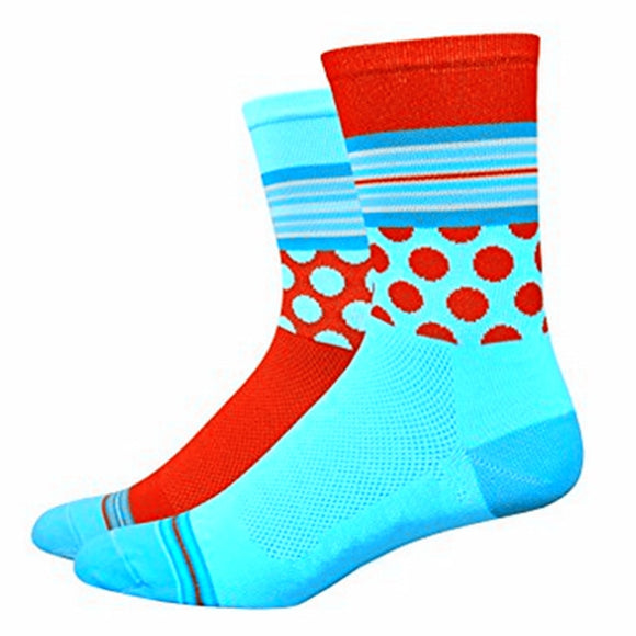 2018 new women Professional brand sport socks Breathable Road Bicycle Socks Outdoor Sports Racing Cycling Socks compression sock - KOM Cycles