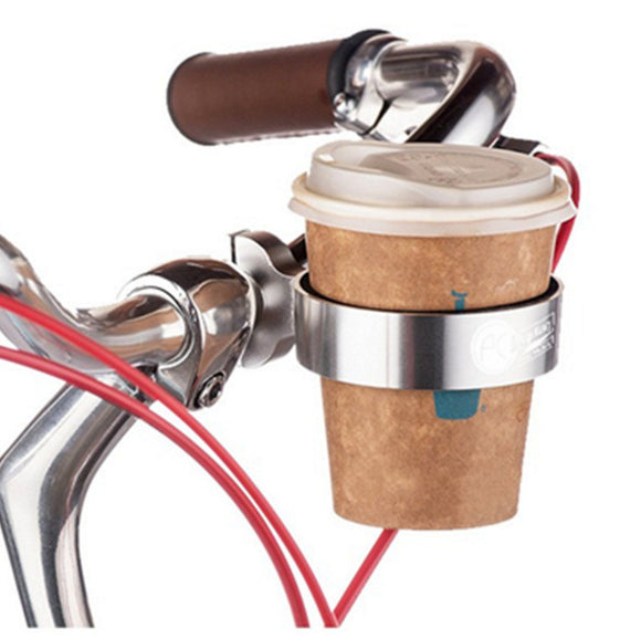Bike coffee cup/drink holder - KOM Cycles