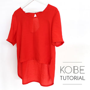 Kobe Dress/Top Tutorial