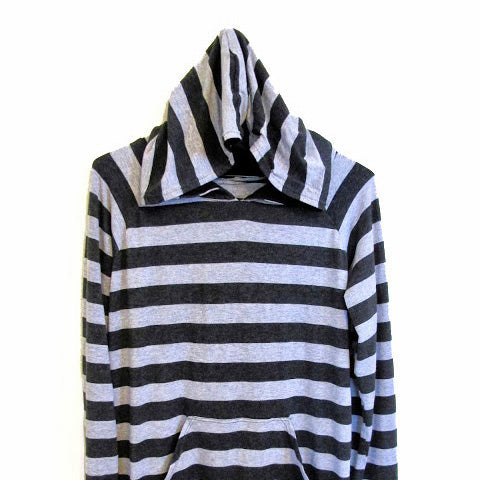 Striped Undercover Hood