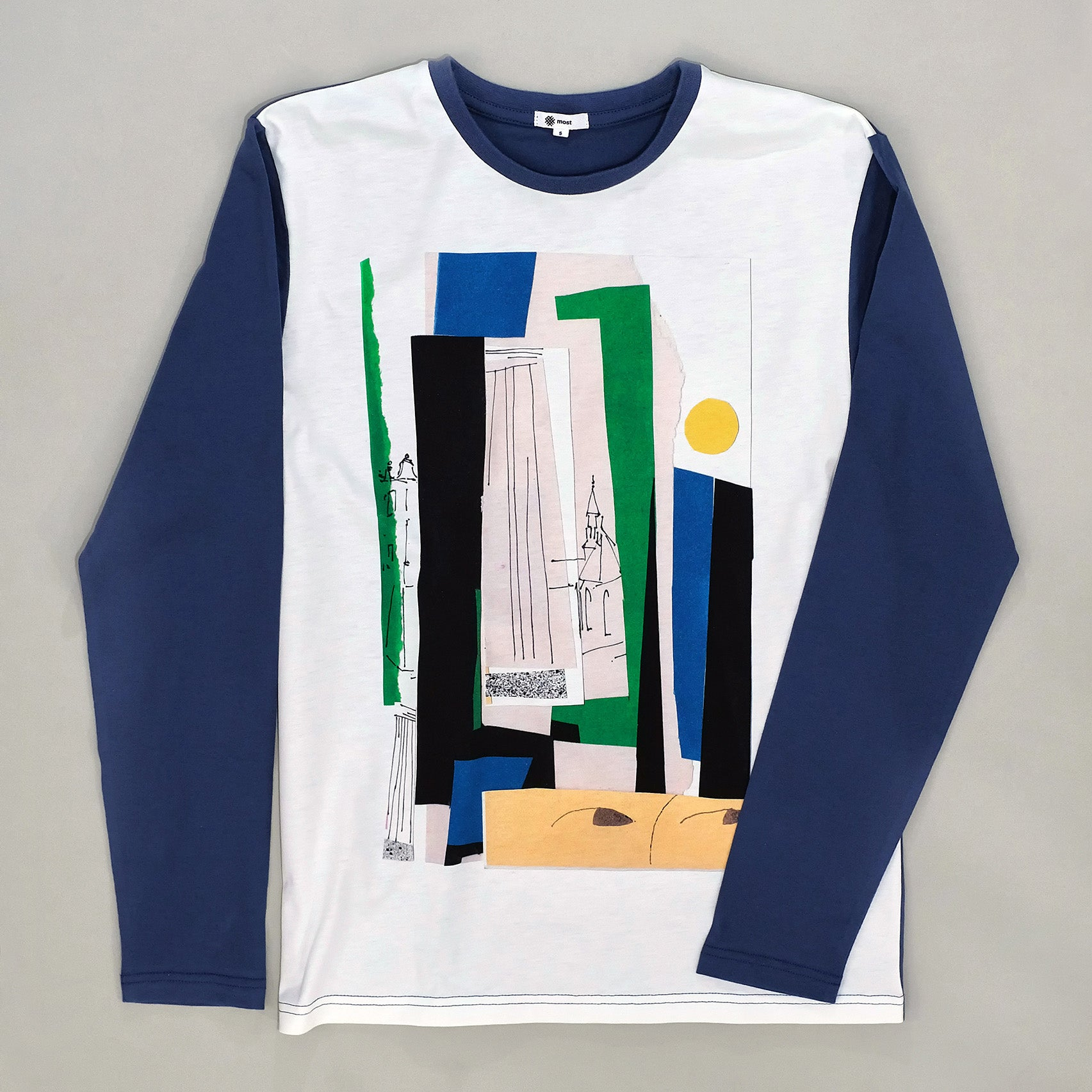 City long sleeves tee