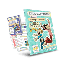 Load image into Gallery viewer, Kidpreneurs: Young Entrepreneurs with BIG Ideas